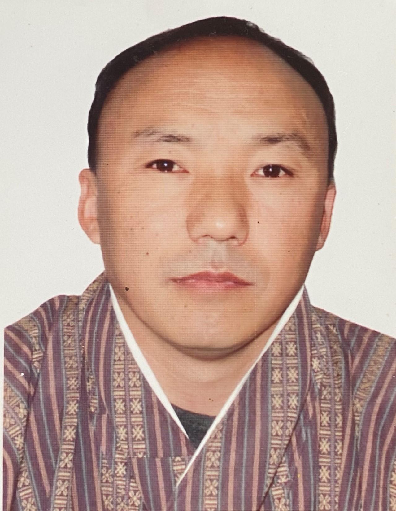 Dasho Phub Rinzin